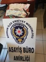 Bodrum'da taksicinin parasını çaldığı iddia edilen şüpheli yakalandı