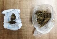 79 gram esrar ele geçirildi