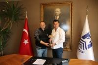 Yılın turizm markası ödülü  Bodrum'a