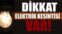 Bodrum'da elektrik kesintisi uygulanacak