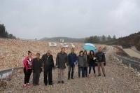 Gökpınar Göleti: 780 dekarlık alanın su ihtiyacını karşılayacak