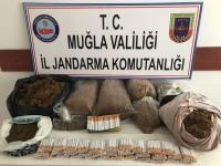 45 paket gümrük kaçağı sigara ve 25 kilogram tütün ele geçirildi