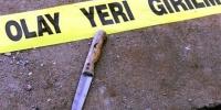 Çıkan bıçaklı kavgada 1 kişi öldü
