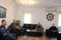 Bodrum Deniz Ticaret Odasında 2021 ücret tarife toplantısı yapıldı