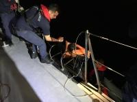 Bodrum'da 12 düzensiz göçmen yakalandı