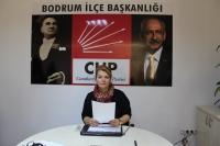Sahneye Çıkarılmayan Kadın Oyunculara CHP Bodrum Kadın Kollarından Tepki