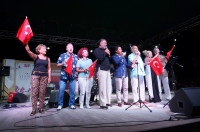 Uluslararası Turgutreis Festivalinin Son Gününde Muhteşem FİNAL