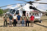 Fethiye'ye sezonluk yangın helikopteri