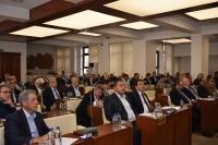 Nisan Ayı Büyükşehir Meclisi'nde İSMAİL ALTINDAĞ ANILDI