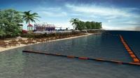 Bodrum'a doğa plajı