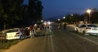 Seydikemer'de İki Otomobil Çarpıştı: 1 Ölü, 2 Yaralı