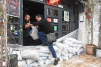 Bodrum'da selin yaraları sarılıyor