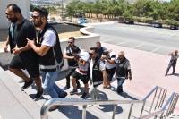 Gözaltına alınan 4 şüpheli tutuklandı