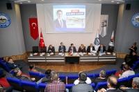 Bodrum'da Muhtarlar Toplantısı yapıldı