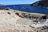 Ege ve Akdeniz'i birleştiren antik kent: Knidos