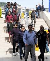 Adliyeye sevk edilen 10 kişiden 4'ü tutuklandı