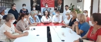 CHP Kadınları:  İstanbul Sözleşmesi kalacak ! Siz gideceksiniz !