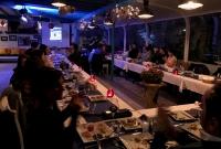 Vakıf Bank Bodrum Şubesi'nden Kefi'de yeni yıl kutlaması