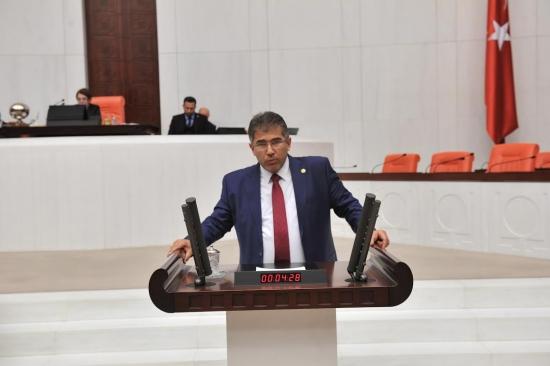 """AK Parti Muğla Milletvekili Öztürk:  """"Türkiye, birçok ülkenin gıpta ettiği güçlü bir  ülkedir"""""""