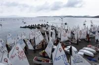 8. Bodrum Uluslararası Optimist Yarışları başladı