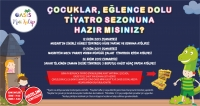 OASİS MİNİ KULÜP'TE TİYATRO SEZONU BAŞLIYOR!
