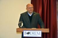 İYİ PARTİ BODRUM'DAN DEĞERLENDİRME TOPLANTISI