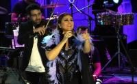 Sibel Can, Bodrum'da konser verdi