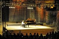 İtalyan piyanist Francesco Libetta notalarla büyüledi