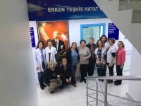 CHP Bodrum Sağlık Çalışanlarının Tıp Bayramını Kutladı