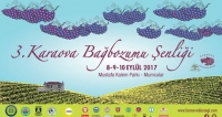 III. Karaova Bağbozumu Şenlikleri 8 Eylül'de başlıyor