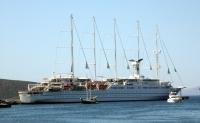 Yelkenli yolcu gemisi