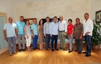 TÜRSAB Bodrum Yeni Yürütme  Kurulundan Kocadon'a ziyaret