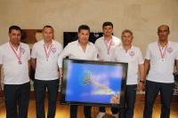 Bodrum Su Sporları Kulübü'nden Kocadon'a ziyaret