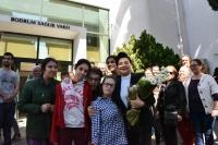 Vali Civelek Bodrum'da bir dizi  ziyaret ve incelemelerde bulundu
