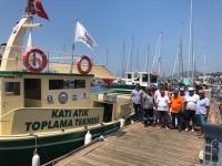 Denizciler Derneği; Deniz  kirliliğinin %96'sı kara kaynaklıdır