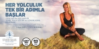 YOGA ALLIANCE EĞİTİMİ STUDİO SALUS'TA BAŞLIYOR
