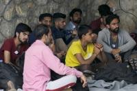 114 düzensiz göçmen yakalandı