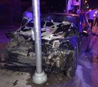 Bodrum - Milas karayolunda kaza; 5 yaralı