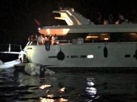Bodrum'da Kovid-19 tedbirlerine uymayan tekne sahibi ve çalışanlarına para cezası
