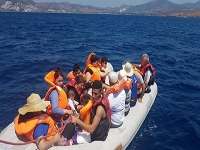 Yurt dışına geçmeye çalışan  16 yabancı uyruklu yakalandı