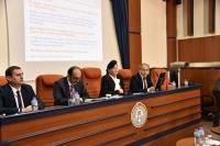 Batı Akdeniz Havza Yönetimi Heyet Toplantısı Vali Civelek'in Başkanlığında Yapıldı