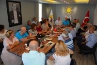 İyi Parti Bodrum'da Bayramlaşma töreni
