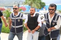 Adliyeye sevk edilen cinayet zanlısı tutuklandı