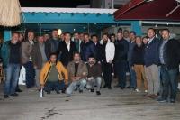 Bodrum'un futbol kulüpleri Ortakent'te buluştu