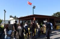 Torba'da 21 düzensiz göçmen yakalandı