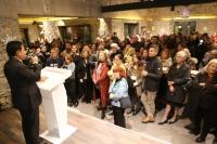 Bodrum'da Uluslararası Topluma Yılbaşı Kokteyli