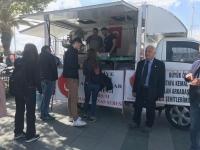 TEMAD Çanakkale Şehitleri anısına lokma döktürdü