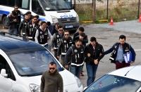 Gözaltına alınan 9 kişiden 8'i tutuklandı