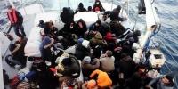 62 düzensiz göçmen yakalandı