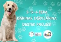 OASİS'TEN, BARINAKTAKİ DOSTLARA DESTEK PROJESİ!
